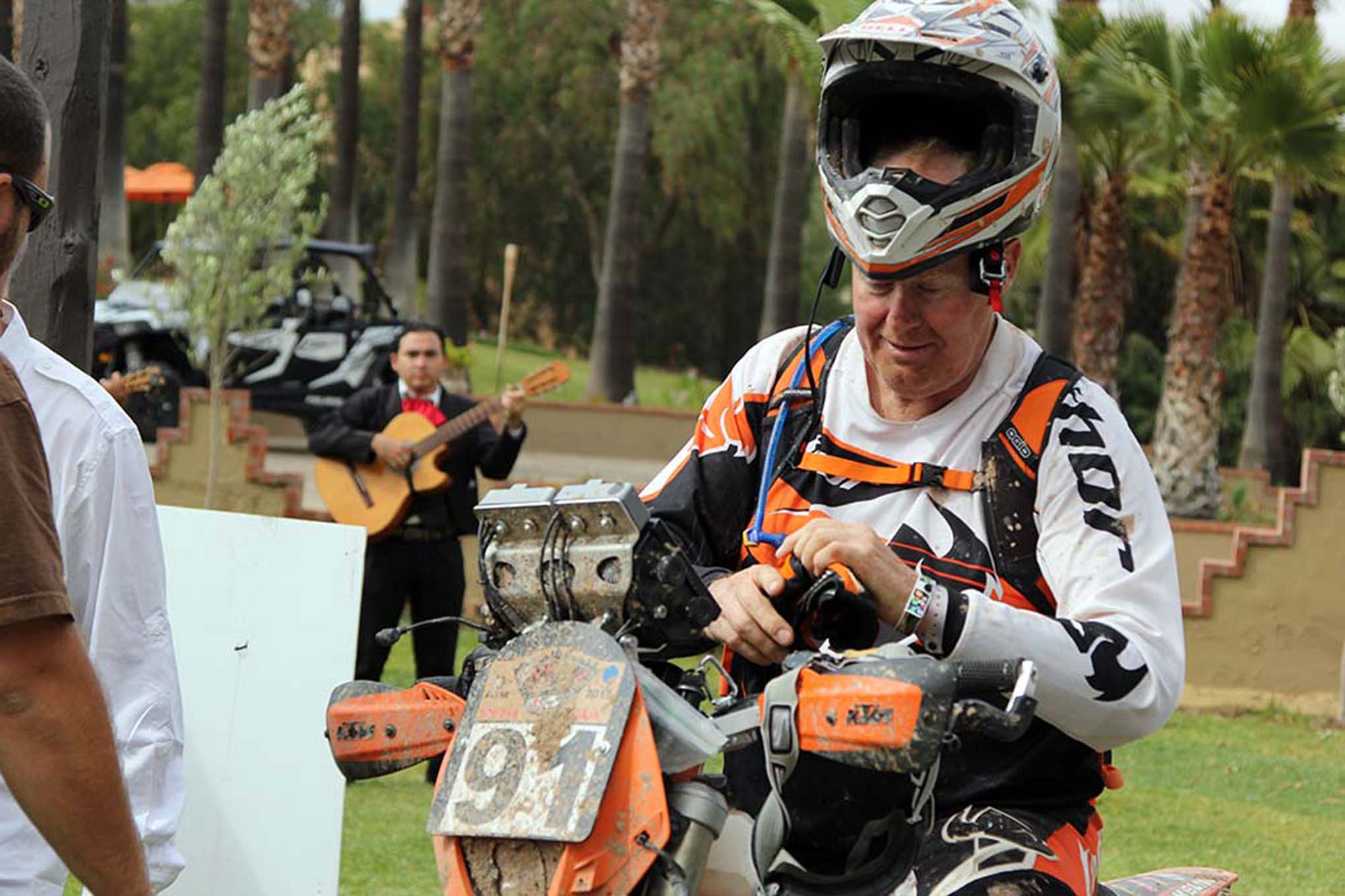 017NORRA Mexican 1000 BAJA offroad Race 2015 Manx Nova Chevy James Garner
