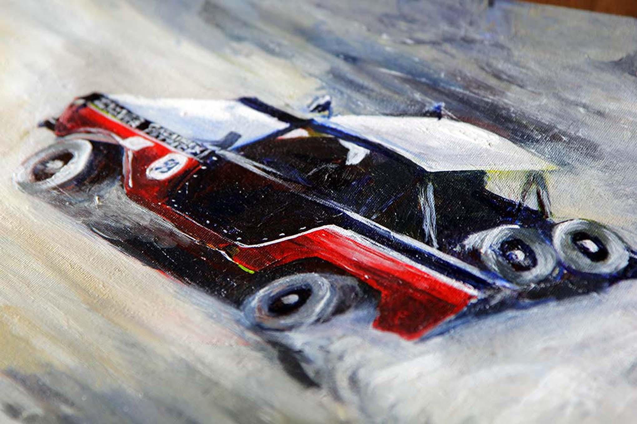 025NORRA Mexican 1000 BAJA offroad Race 2015 Manx Nova Chevy James Garner