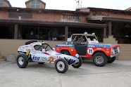 028NORRA Mexican 1000 BAJA offroad Race 2015 Manx Nova Chevy James Garner