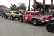 054NORRA Mexican 1000 BAJA offroad Race 2015 Manx Nova Chevy James Garner