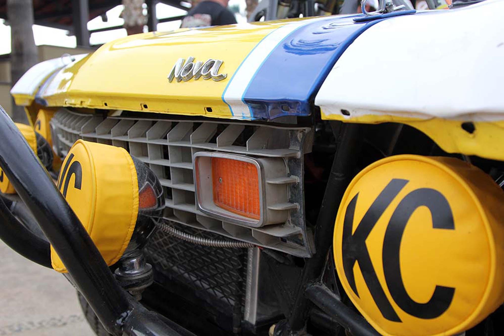 064NORRA Mexican 1000 BAJA offroad Race 2015 Manx Nova Chevy James Garner