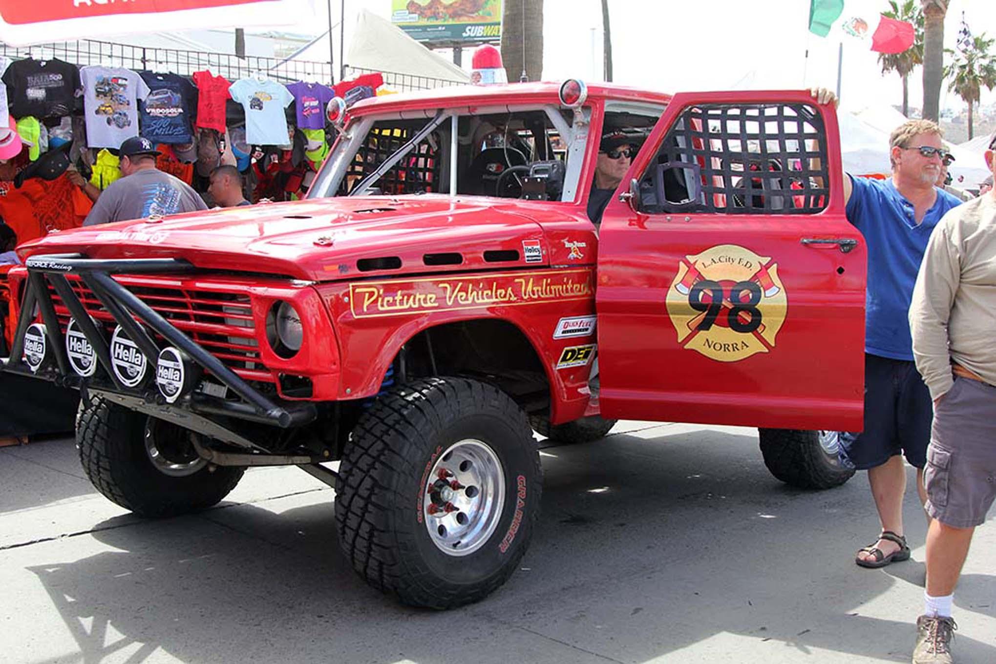 111NORRA Mexican 1000 BAJA offroad Race 2015 Manx Nova Chevy James Garner