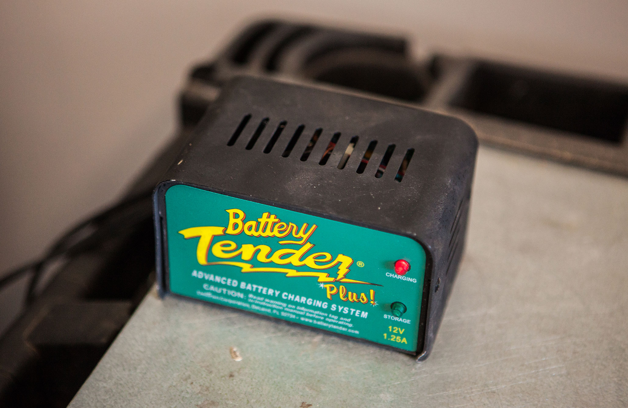 Vehicles parked for extended periods are prone to discharge, particularly late-model vehicles with many electrical accessories. If your 4x4 sits for a long time, consider adding a Battery Tender to keep the battery full charged for the next time you want to hit the trail.