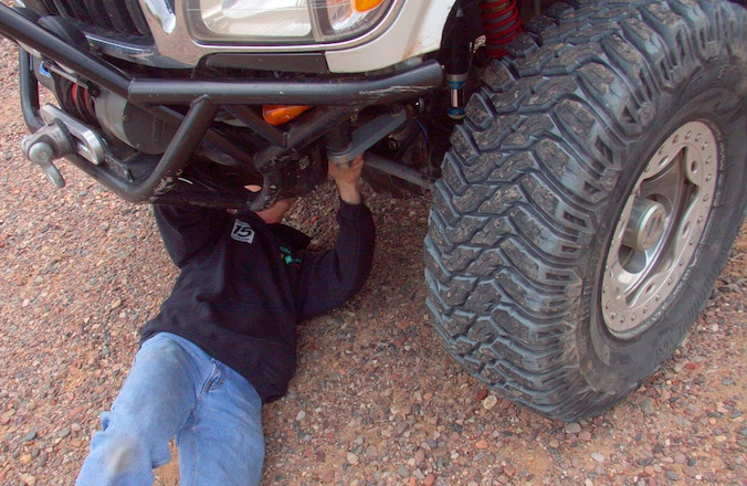 Making Your Rig Road Worthy After A Day In The Dirt