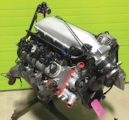 007 just chevy trucks lsx 408 stroker crate engine