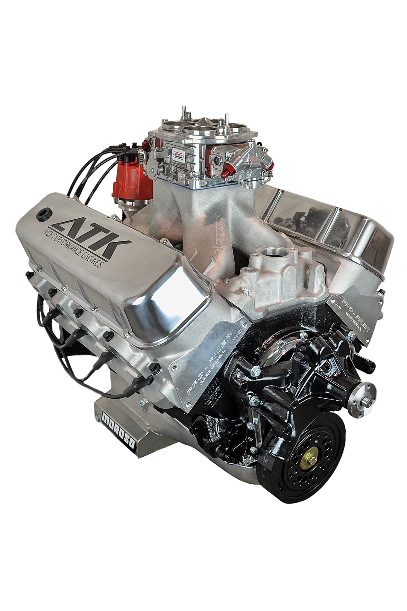 001 atk hp44c chevy 598 crate engine