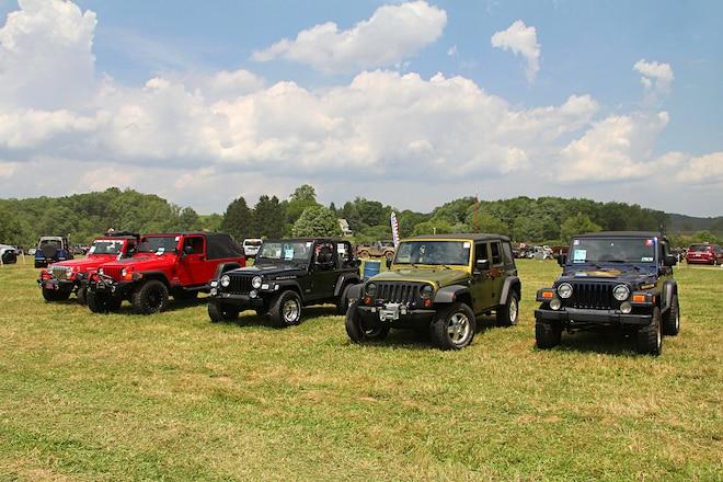 2016 Bantam Jeep Heritage Festival - Gallery