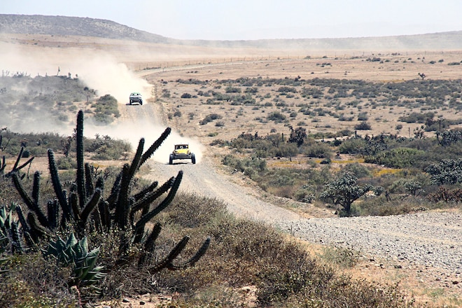 The 2016 NORRA Mexican 1000