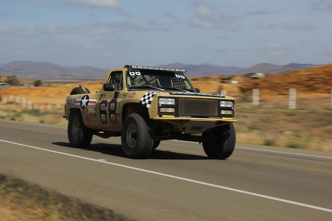 Vintage Off-Road Rampage: The Trucks of the 2015 Mexican 1000