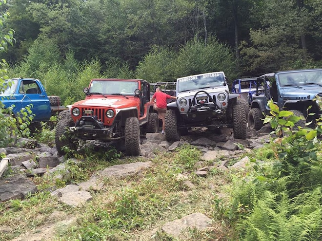 2016 Rocks For Roses Trail Ride Set For August 27th