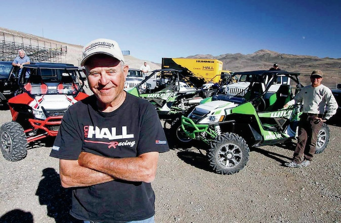 Inaugural ORMHOF 4x4 Drive for Excellence Celebrity Pro AM