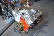 003 wicked willys back engine complete