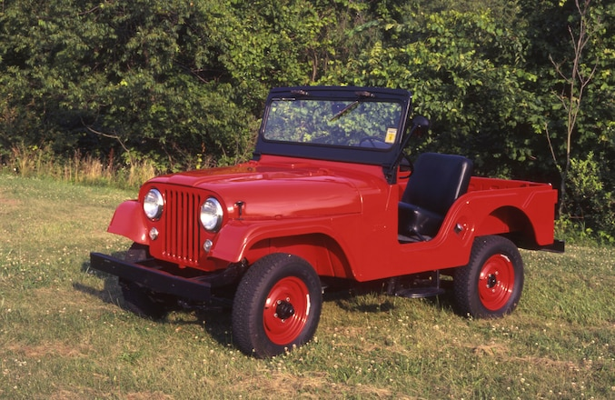 75 Years of Jeep: The 10 Best