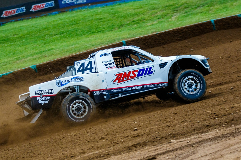 bfgoodrich off road racing ford