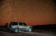 night sky at big bend park