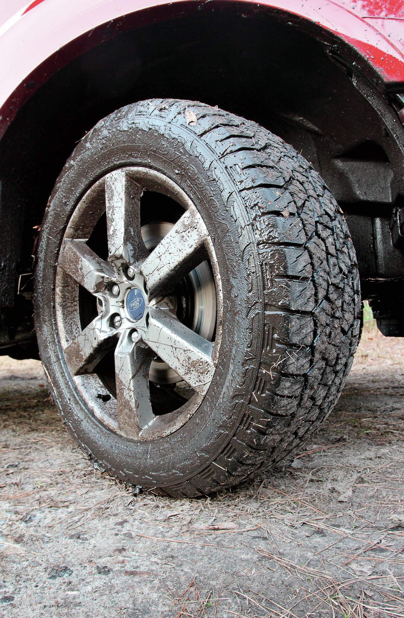 Hankook Dynapro Atm 275 55r20 >> Our F 150 Was Fit With P275 55r20 Hankook Dynapro Atm Tires They