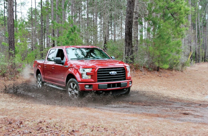 Testing The 2015 Ford F-150 For 17 Days & 2400 Miles