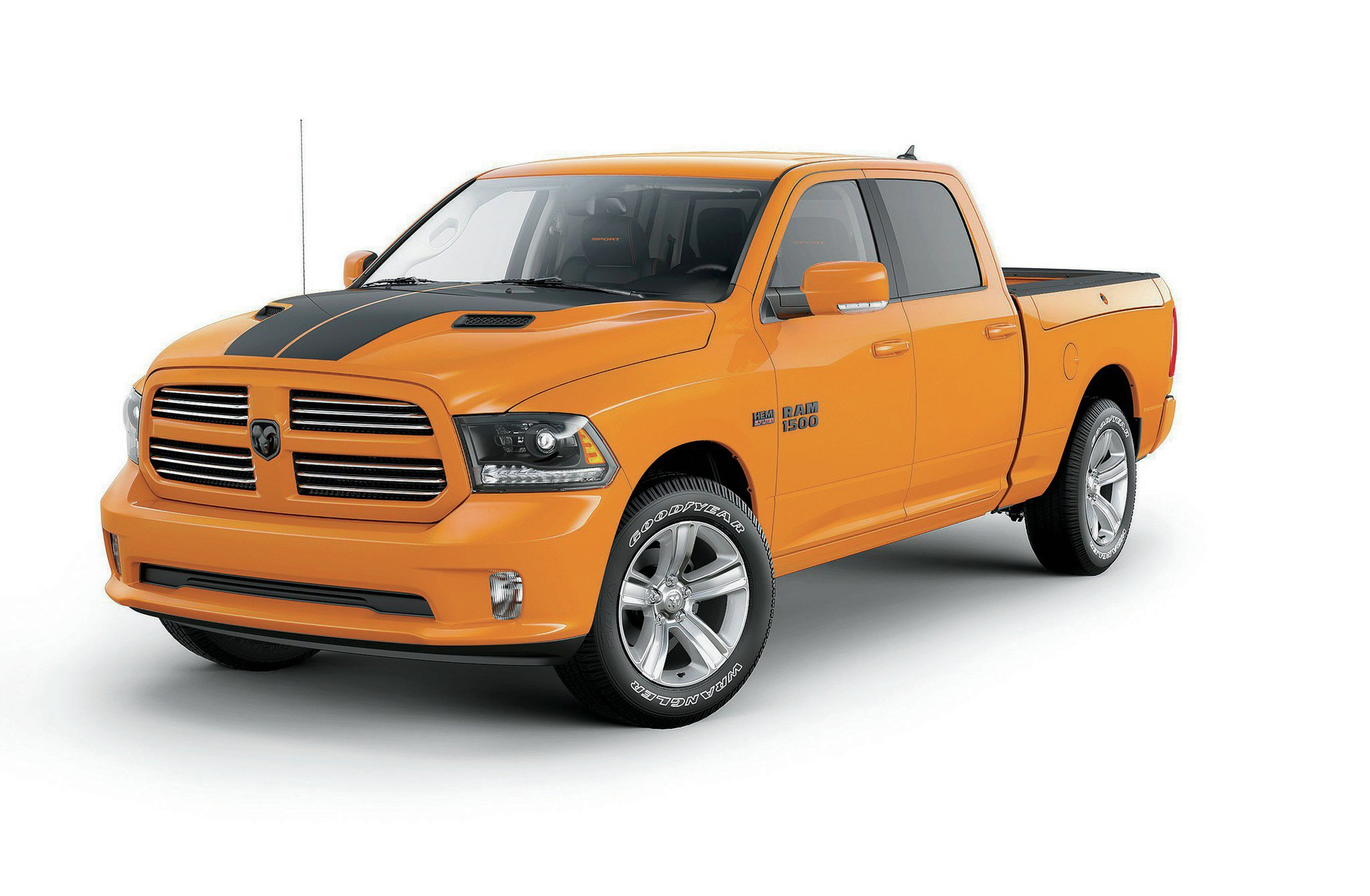 ram 1500 in ignition orange