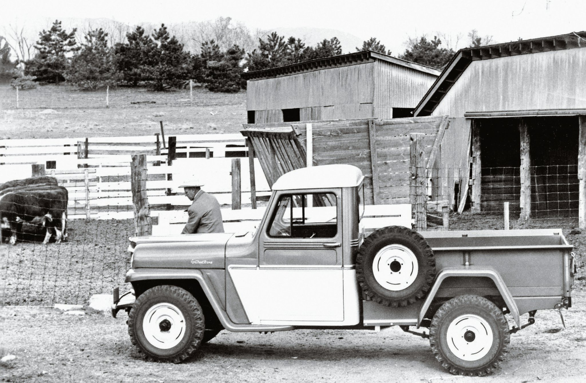 classic jeep truck