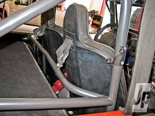 154 0811 09 z+poly performance sport cage+shoulder harness