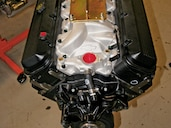 GM Performance Parts 502ci Fuel Injected Crate Engine - Off