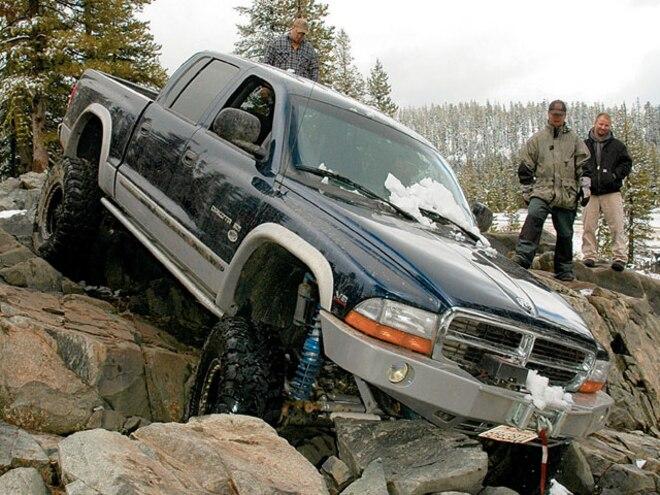 Why Would Anyone Build A Dodge Dakota Or Durango?!