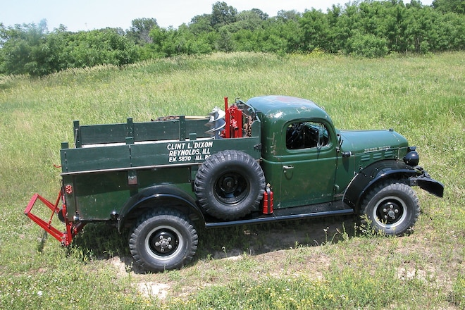 The 1947 Dodge WDX Power Wagon That Does Everything