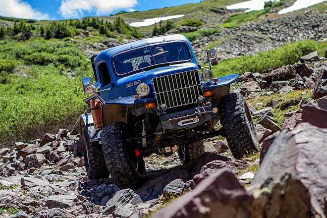 This 1944 Dodge Power Wagon Was Built Before You Could Google Everything