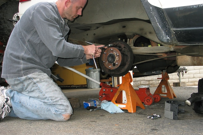 Would You Rather Go Wheeling or Wrenching?