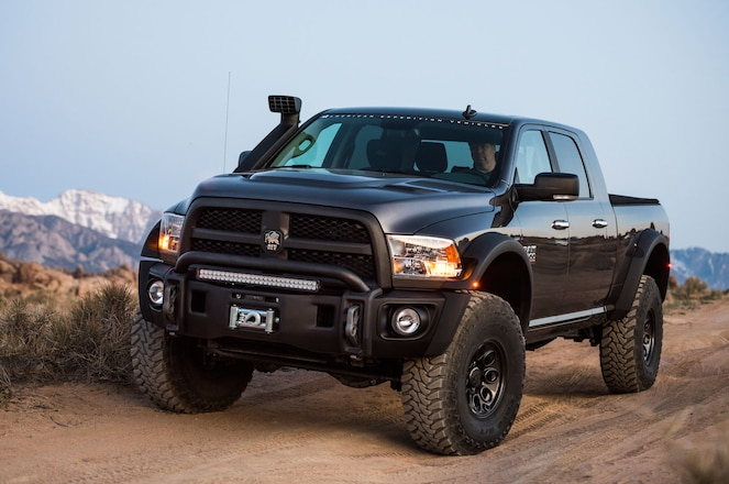 AEV Prospector XL -- A Cummins Ram Power Wagon by Another Name