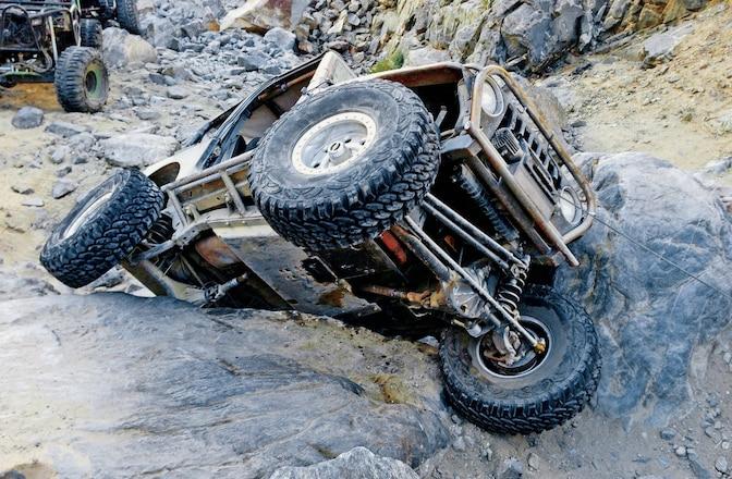 Shrink Ray Jeep TJ