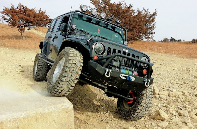 Homegrown Jeeps Built For Wheeling - Jeep Shots