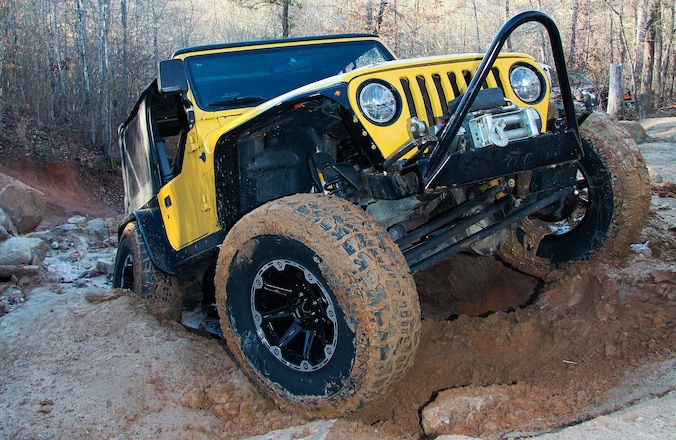 Dick Cepek's New Fun Country Tire Review