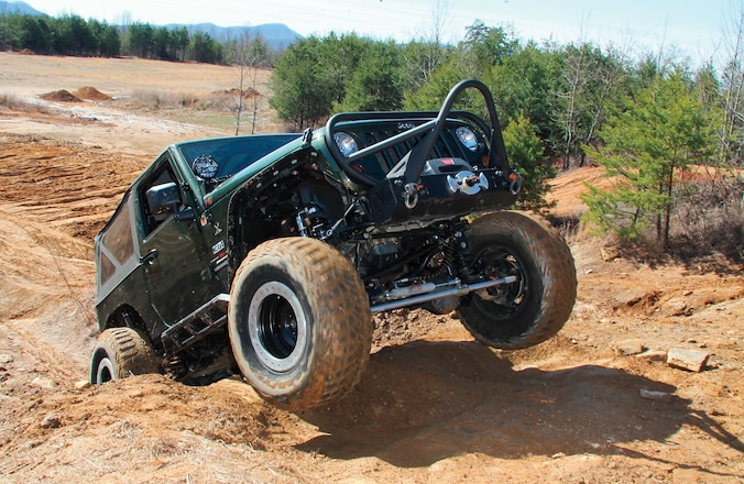 A Clean 2008 Jeep Wrangler JK That Checks All The Right Boxes