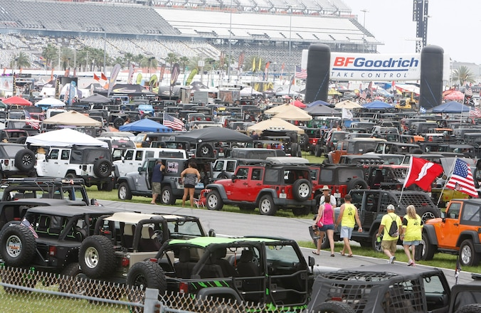 Jeep Beach 2015: Video & A Huge Photo Gallery From The Largest Five-Day Jeep-Only Event In The Southeast