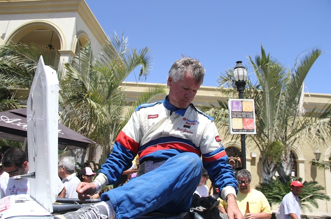 """UPDATE: """"Baja Bob"""" Father of Robby Gordon Found Dead in Home"""