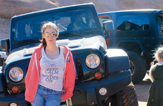 Life Is A Jeep - Catching Up (with Katie)