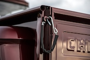 1957 chevrolet task force napco legacy classic trucks tailgate straps