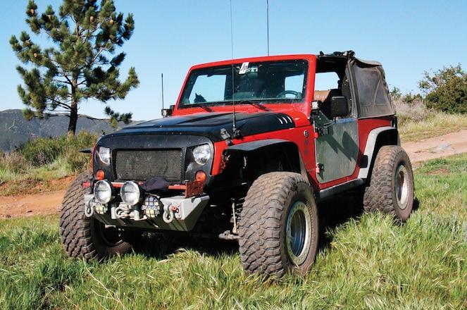 2011 Jeep Wrangler JK, The Third