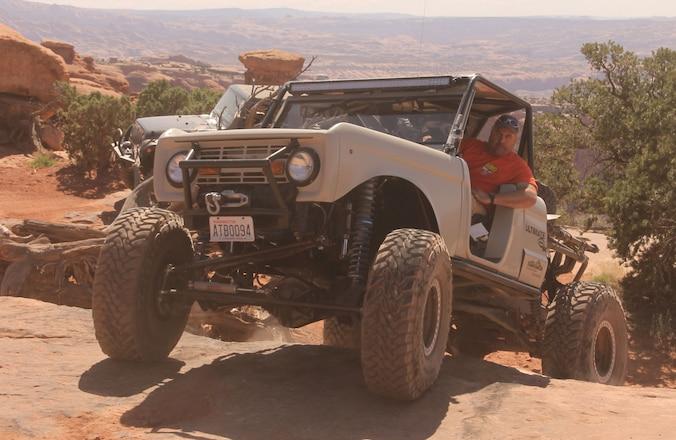 4-Wheel & Off-Road  At Easter Jeep Safari 2015