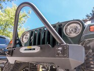 004 jeep wrangler tj rough country winch bumper