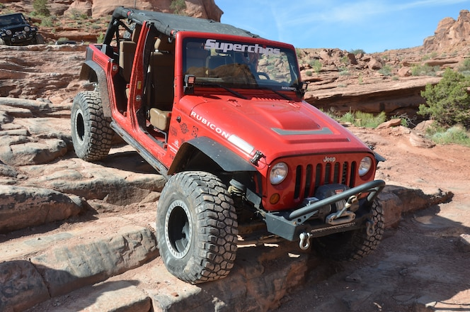 Easter Jeep Safari Gallery - Tons of Pictures From Moab's past