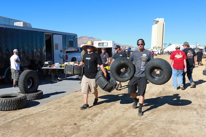 The Curt Leduc Swap Meet at Morongo Casino, Resort And Spa
