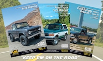 002 Bronco parts buyers guide