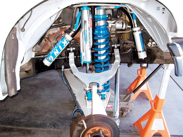 0811or 10 z+h m motorsports extreme performance long travel kit 2003 ford f150+suspension system