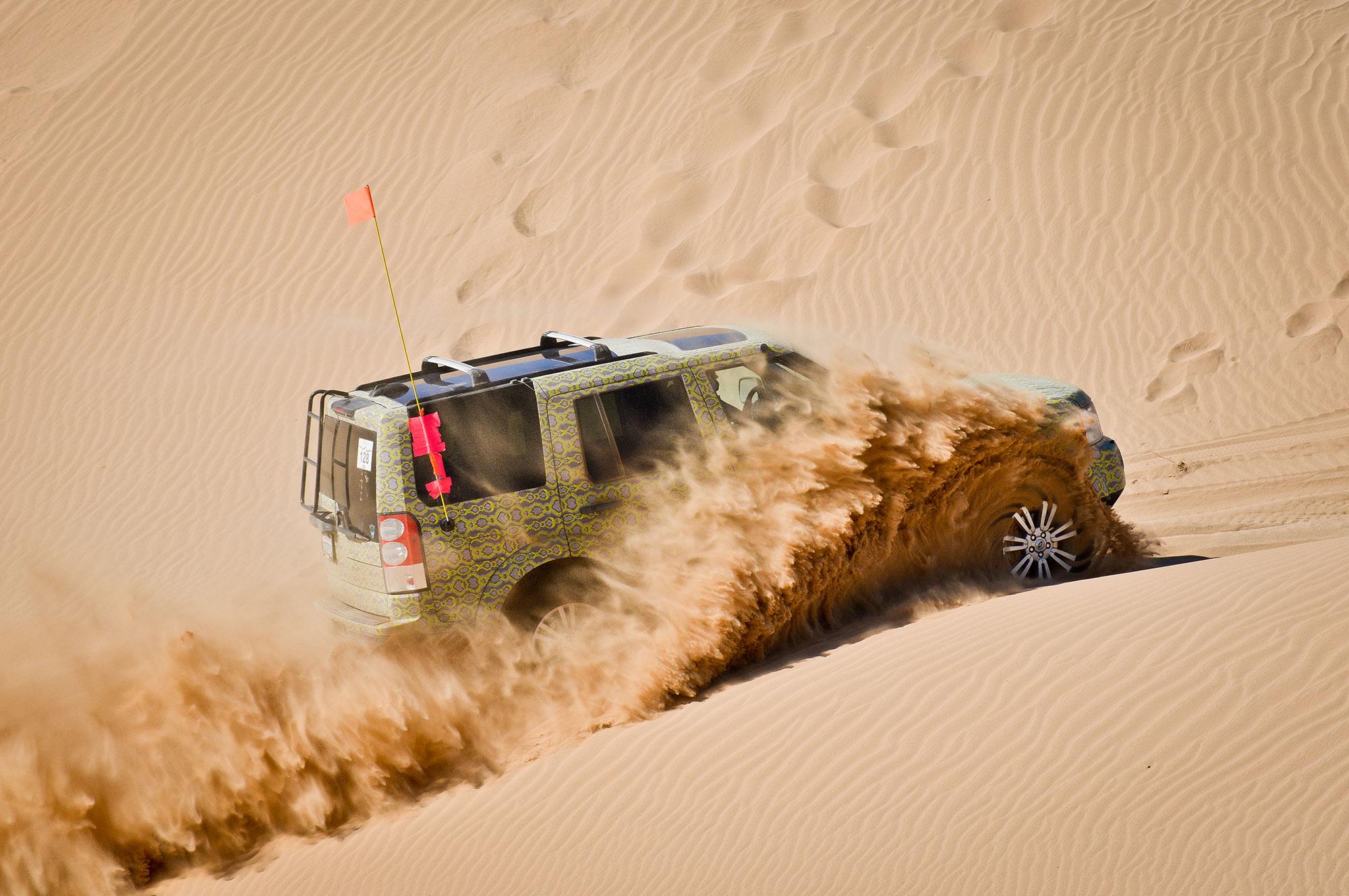 2016 rebelle rally sidewinder dunes