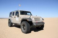 2016 rebelle rally day three brown rubicon
