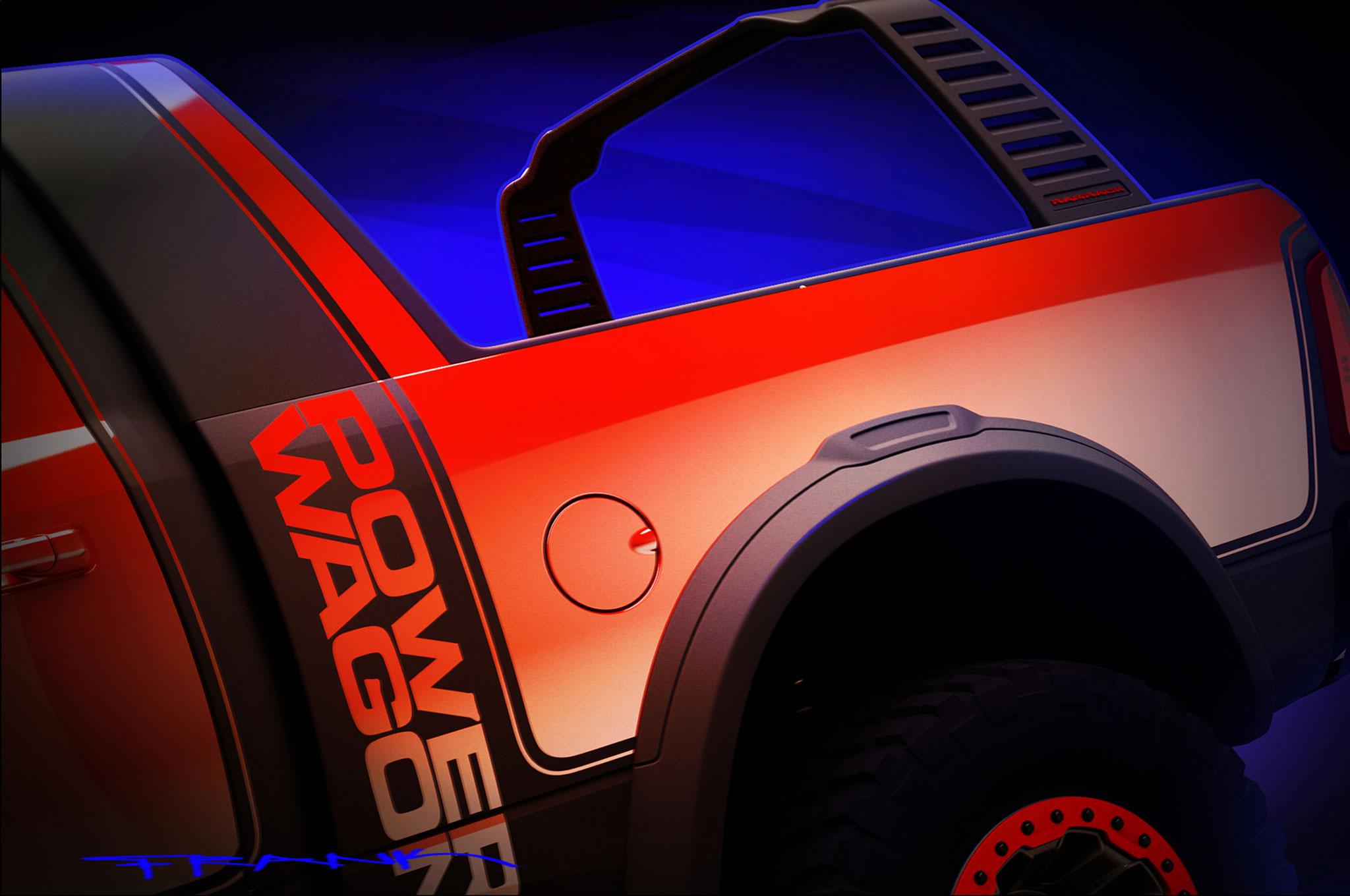 fca mopar 2016 sema concepts power wagon