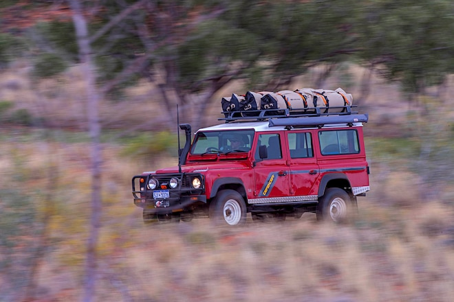 ARB's Off Road Icon 1995 Land Rover Defender