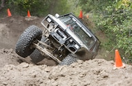 03 top truck challenge 2015 hill climb